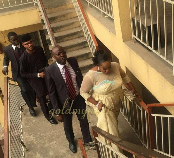 Foluke-Daramola-Kayode Salako Wedding-2
