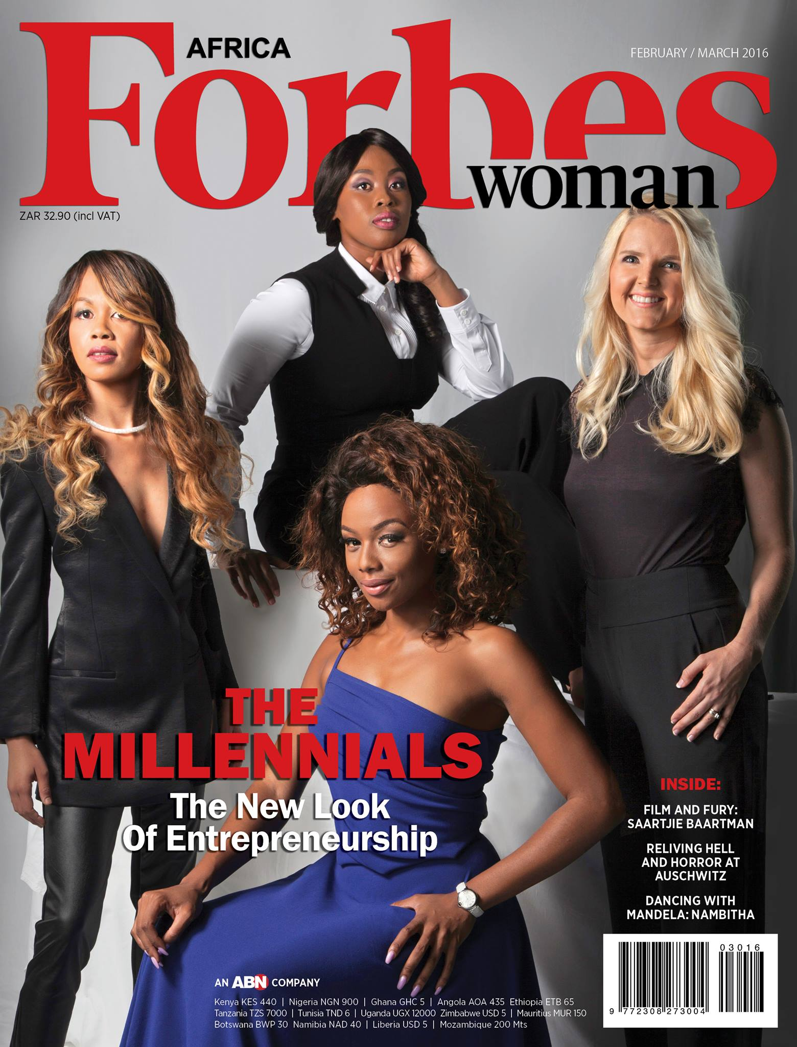 Forbes Woman Africa_February and March 2016 Issue