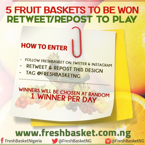 Fresh Basket - BELLA NAIJA COMPETITION