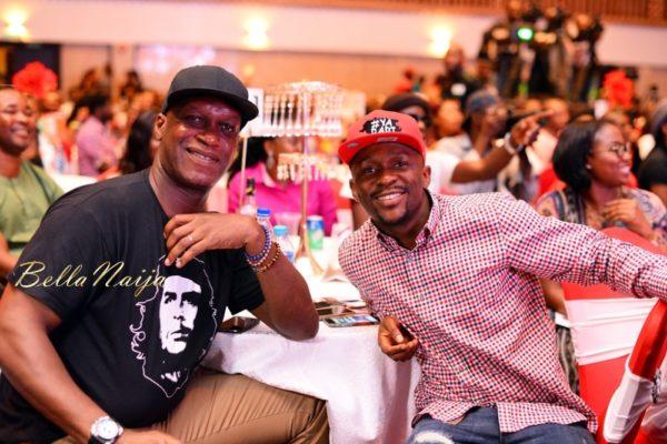Chris Ubosi & Ushbebe