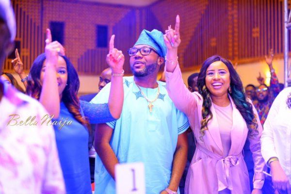 Emeka & Juliet Okonkwo