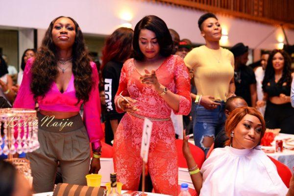 Ebube Nwagbo, Rukky Sanda & Oge Okoye