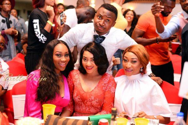Funnybone, Ebube Nwagbo, Rukky Sanda & Oge Okoye