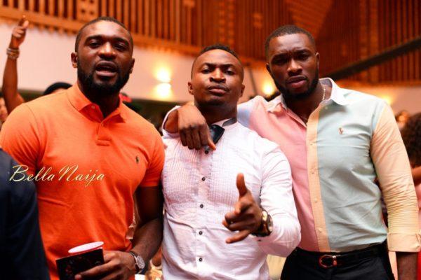 Kenneth Okolie, Funnybone & Emmanuel Ikubese