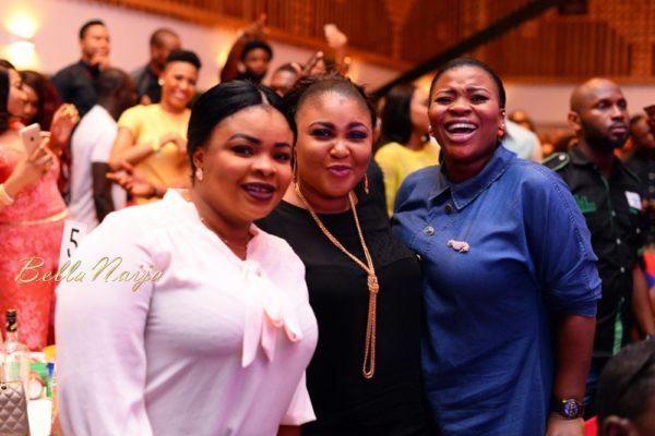 Dayo Amusa, Ireti Osayemi Bakare & Bimbo Thomas
