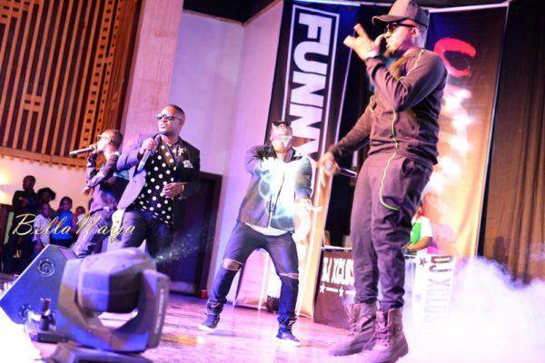 M.I, Koker, Ice Prince & Jesse Jagz