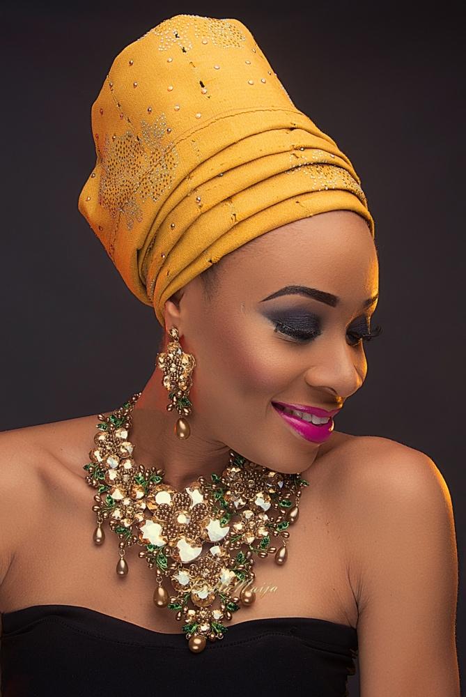 Gbenga Art Smith Beads_Nigerian Weddings_Beauty_BellaNaija 2016_OSHUKA 3
