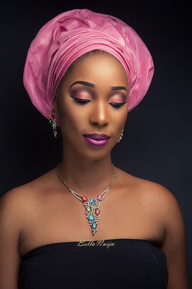 Gbenga Art Smith Beads_Nigerian Weddings_Beauty_BellaNaija 2016_OYINLOLA 2