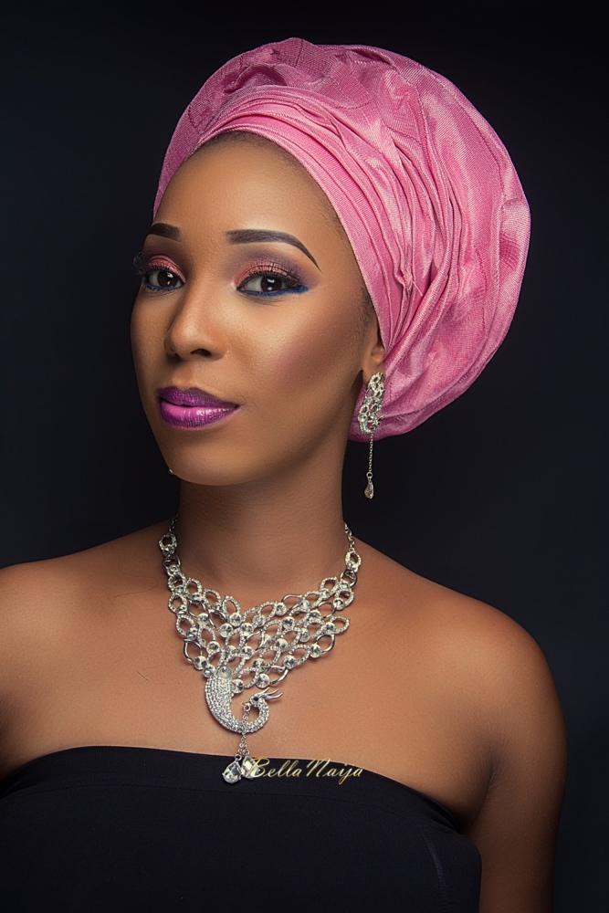 Gbenga Art Smith Beads_Nigerian Weddings_Beauty_BellaNaija 2016_OYINLOLA 3