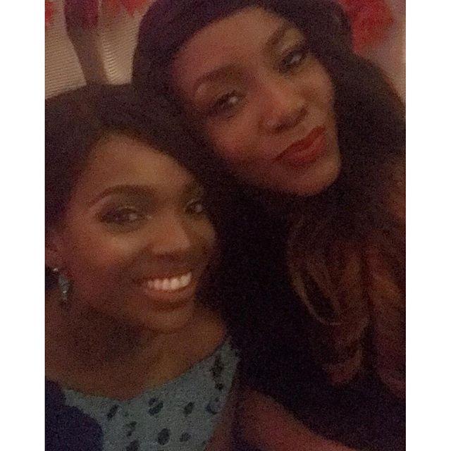 Genevieve Nnaji & Annie Idibia