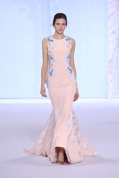 Ralph & Russo : Runway - Paris Fashion Week - Haute Couture Spring Summer 2016