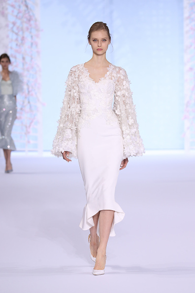 Ralph & Russo : Runway - Paris Fashion Week - Haute Couture Spring Summer 2016