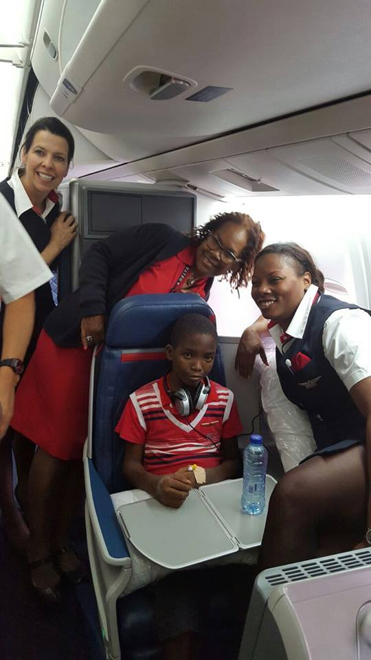 Ghanaian Boy Cancer_Delta Airlines_2016 2