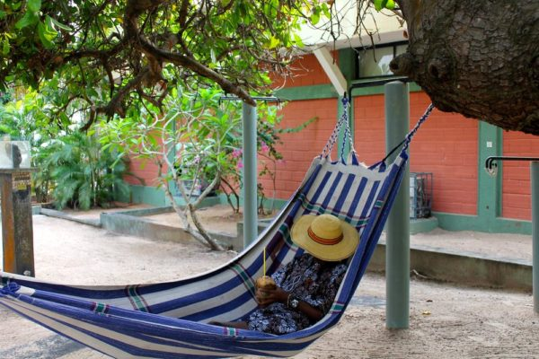Hammock at Whispering Palms Lagos