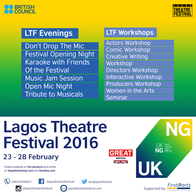 IG Post LTF workshop and evenings