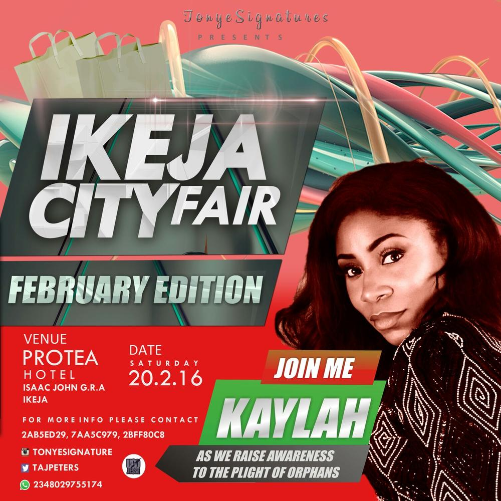 Ikeja City Fair 13