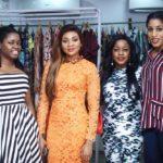 Isoken, Nnenna, Arese Ugwu and Nicole Chinwe