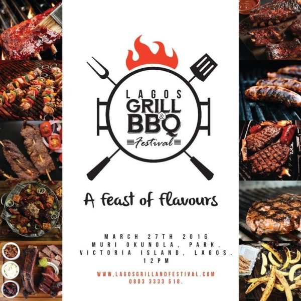 Lagos Grill and BBQ Festival