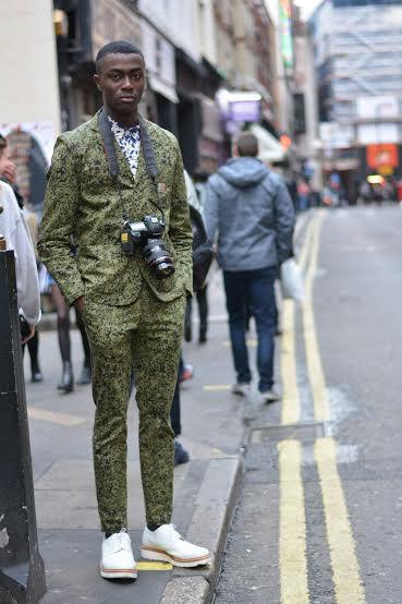 Lagos Street style, London Fashion Week streetstyle 11
