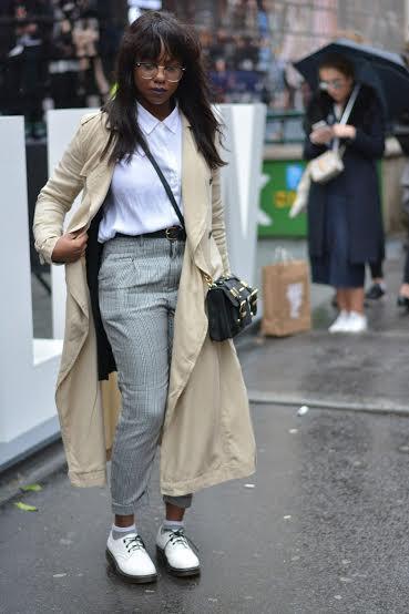 Lagos Street style, London Fashion Week streetstyle 6