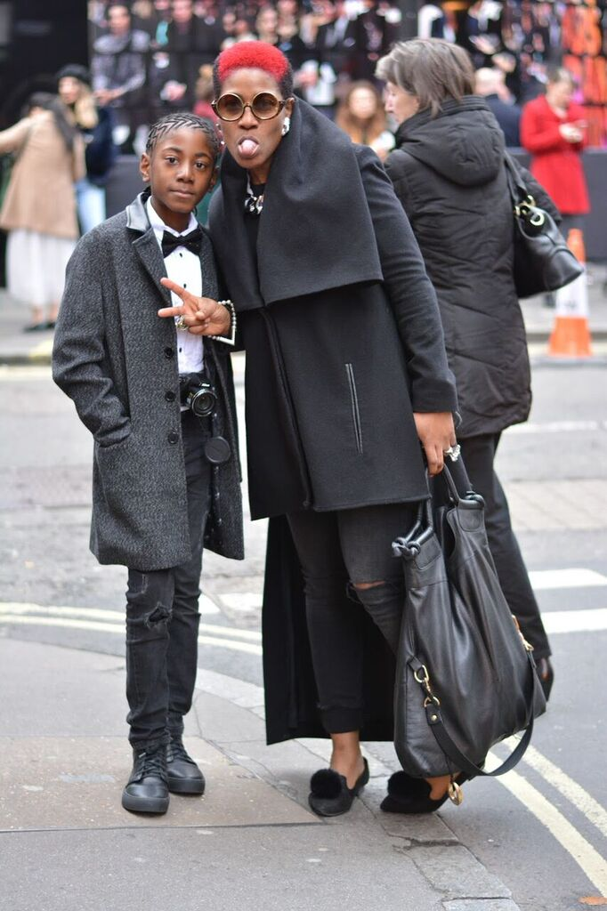 London Fashion Week By Lagos Street Style 11