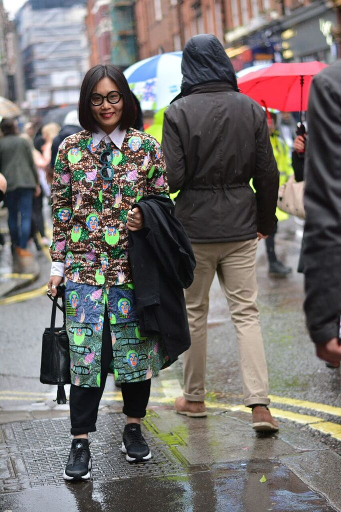 London Fashion Week By Lagos Street Style 14