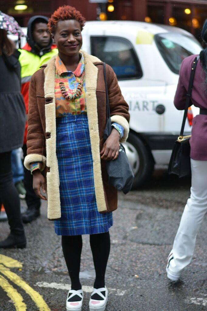 London Fashion Week By Lagos Street Style 16