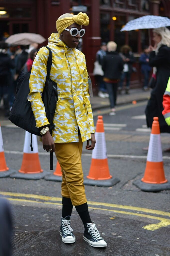London Fashion Week By Lagos Street Style 2
