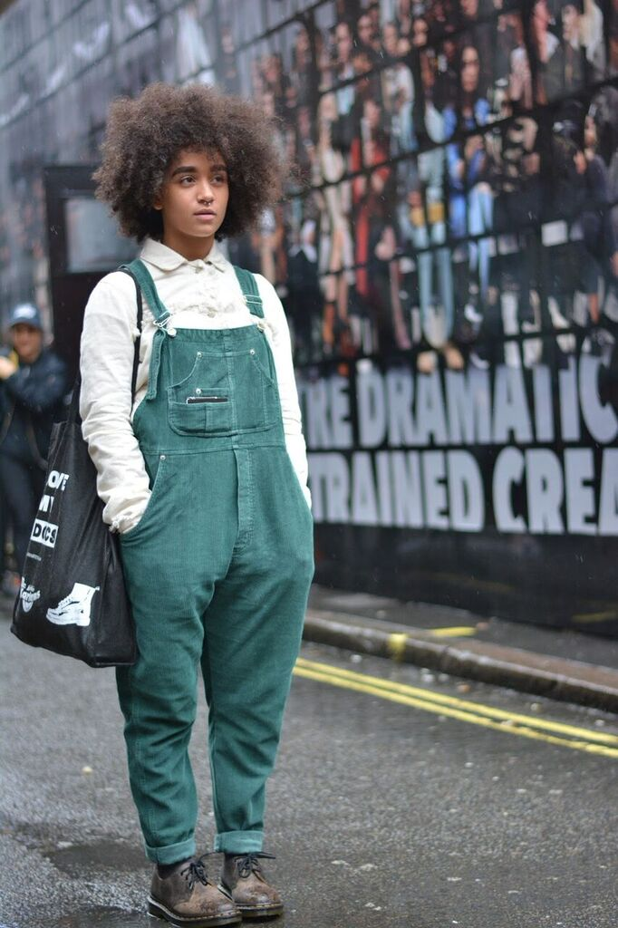 London Fashion Week By Lagos Street Style 3