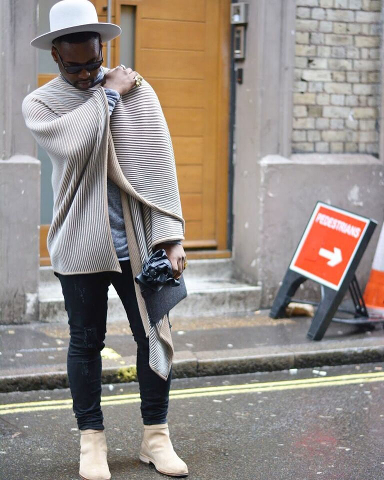 London Fashion Week By Lagos Street Style 5
