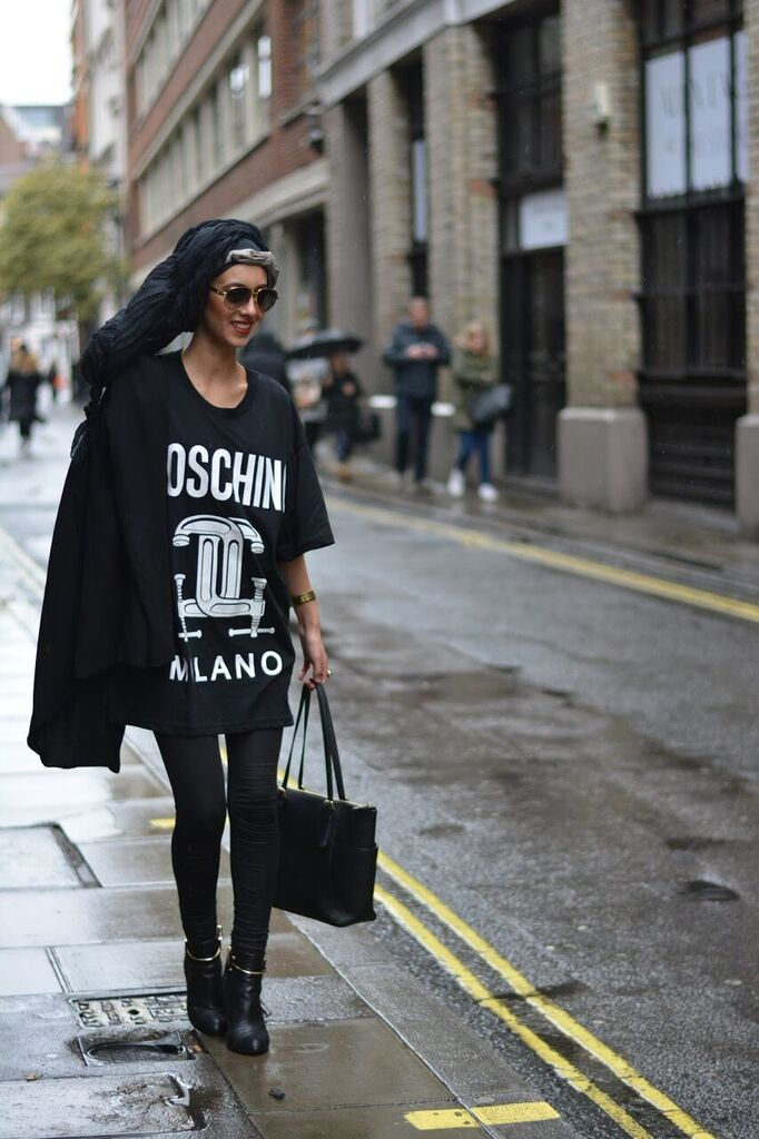 London Fashion Week By Lagos Street Style 8