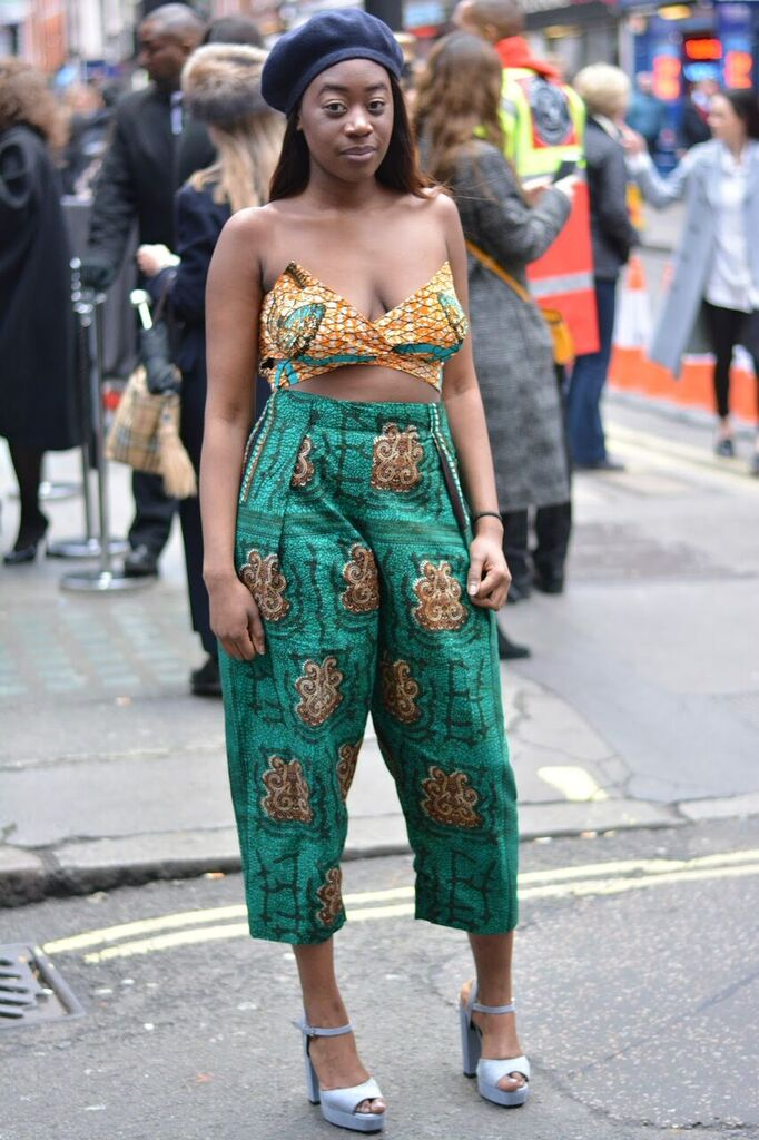 London Fashion Week By Lagos Street Style 9