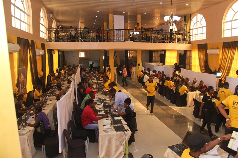 MTN Akowonjo SIM Reg 7