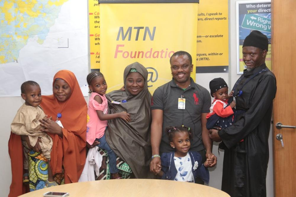 MTN Foundation India Surgery Buhari 4