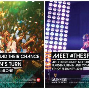 Meet The Special One - Benin Feb 2016