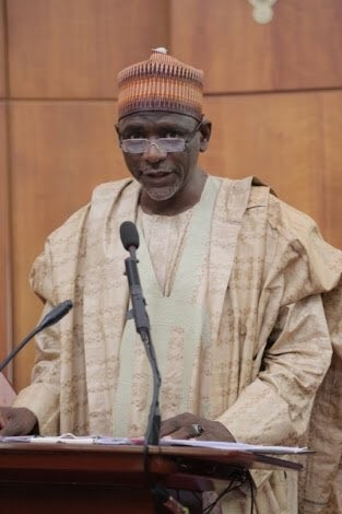 Minister of Education - Mallam Adamu Adamu