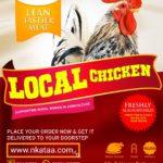 Nkaata Chicken