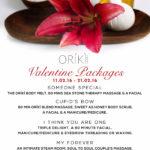 ORIKI Spa Package