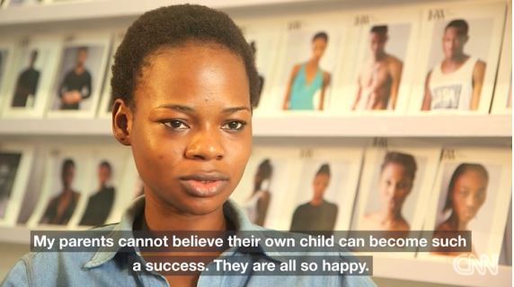Olajumoke Orisaguna CNN Interview 3