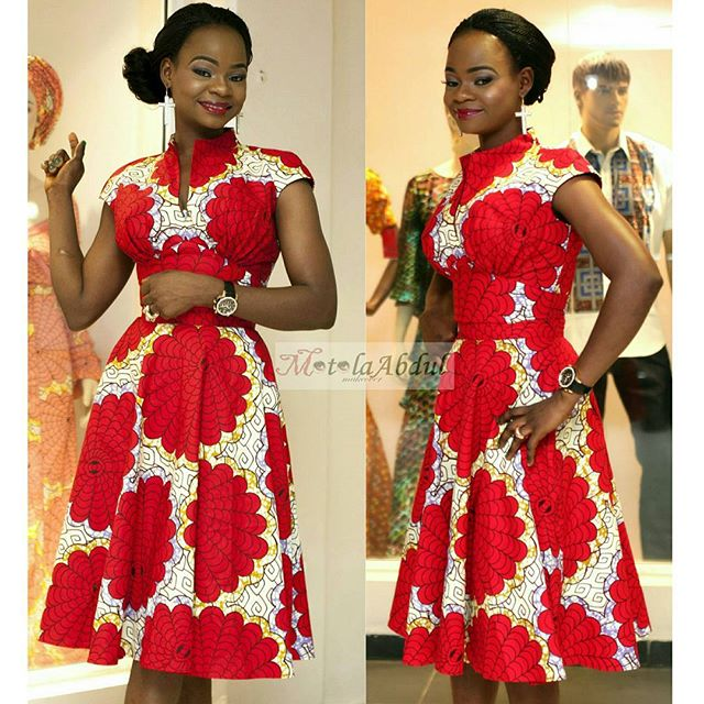 Olajumoke Orisaguna in Divine Endowments_Ankara_BellaNaija 1