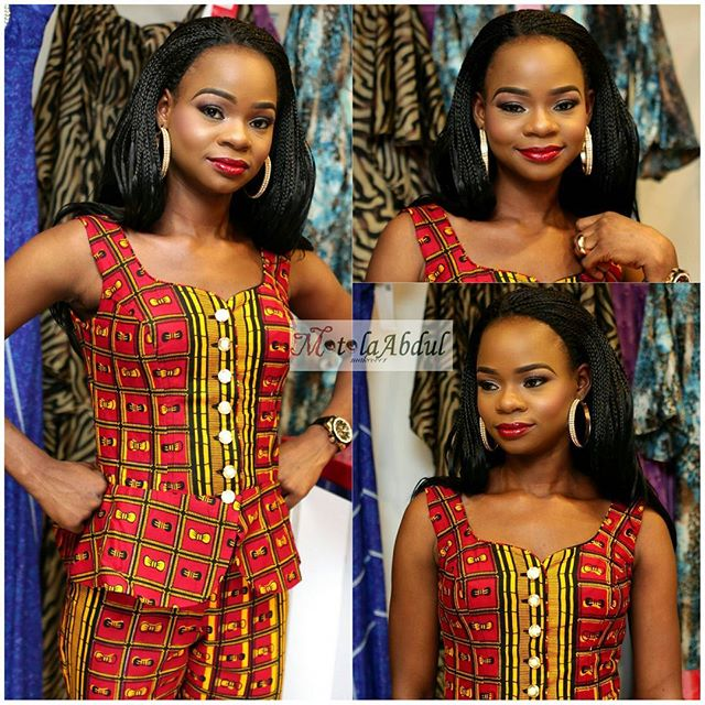 Olajumoke Orisaguna in Divine Endowments_Ankara_BellaNaija 2
