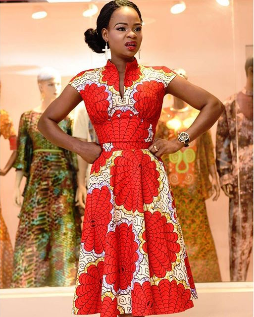 Olajumoke Orisaguna in Divine Endowments_Ankara_BellaNaija 3