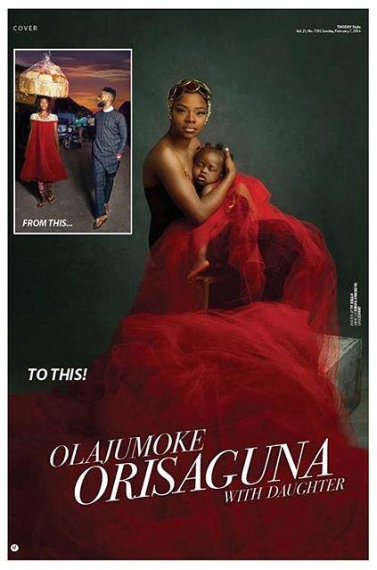 Olajumoke ThisDay Style 2