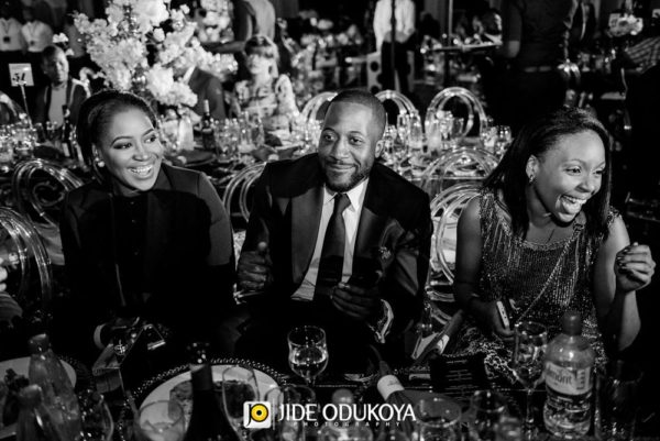 Olaotan Towry Coker and Yasmine Folawiyo