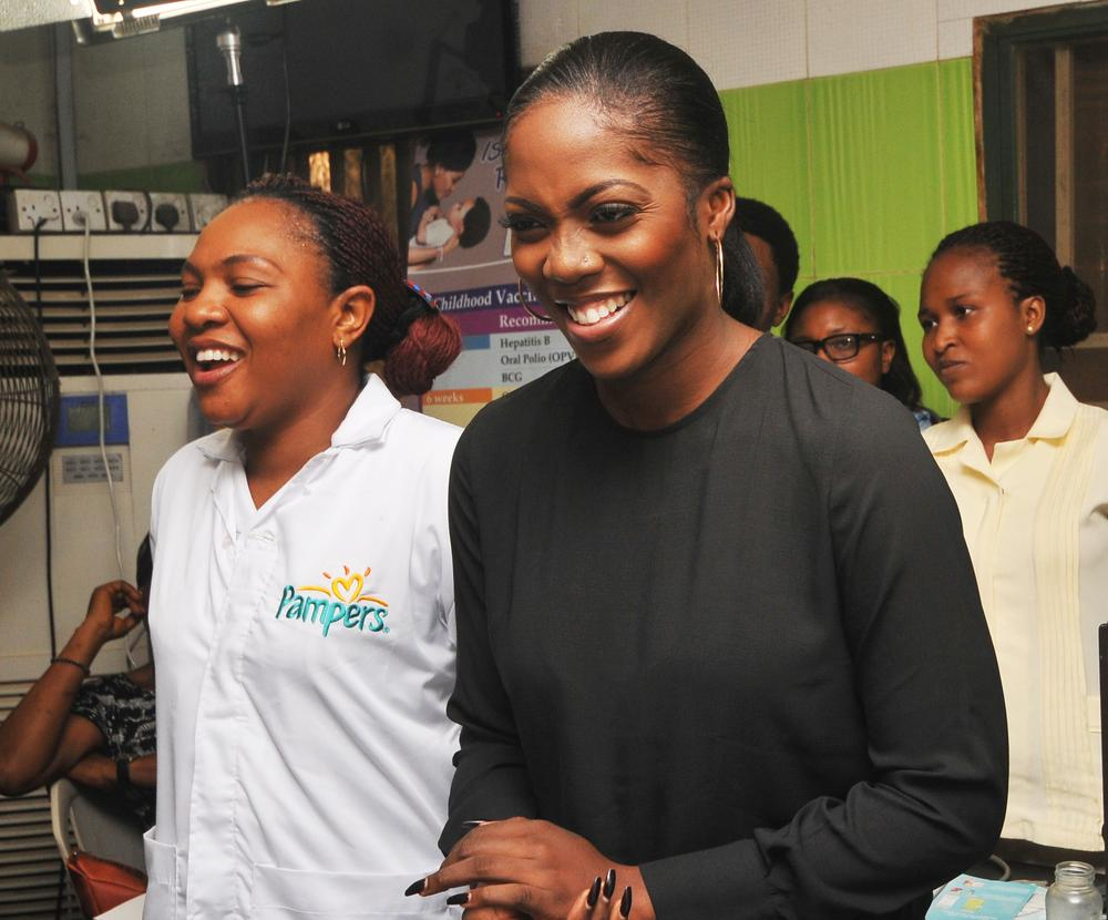 Pampers shows Love at New Mums ahead of Valentine 3
