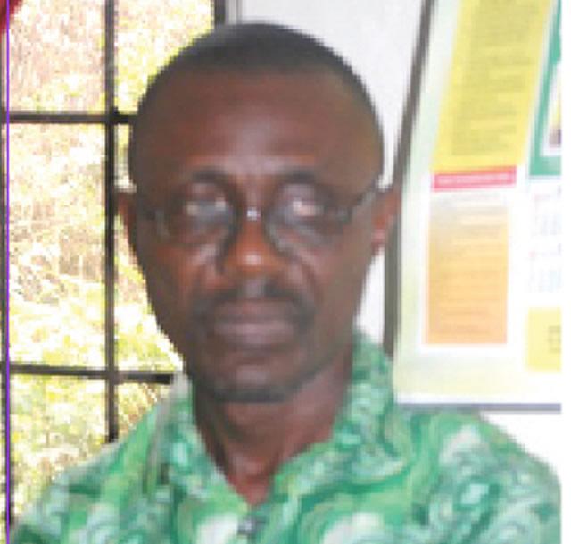 Pastor Oprite Amakiri