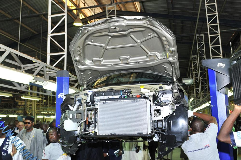 Peugeot Nigeria 1