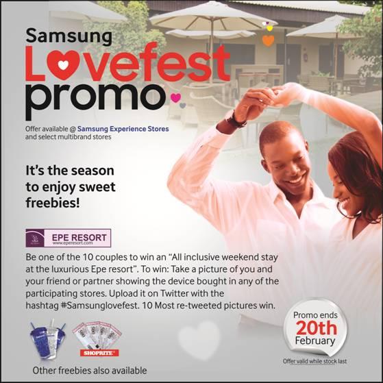 Samsung Mobile Love Fest Valentines 2016 1