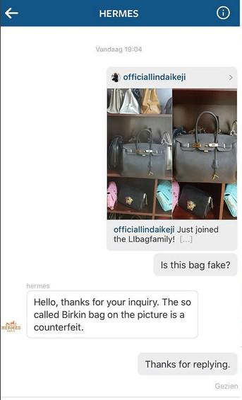 67e1d2f5e84f Linda Ikeji responds to Hermes Birkin