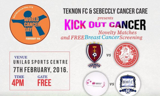 Sebeccly World Cancer Day Event